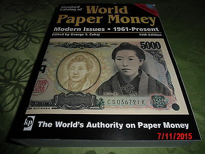 Standard Catalog of World Paper Money Modern Issues 1961 - Presena 14th Edition