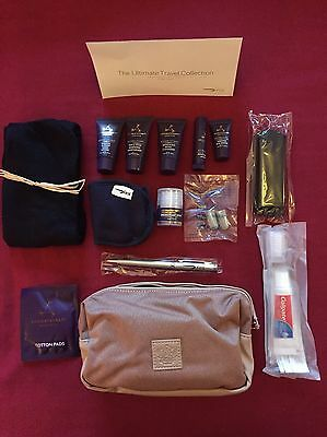 *Brand New* British Airways BA First Class Amenity Bag For Ladies
