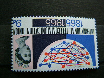 Great Britain 1965 Mint Hinged inverted watermark variety SG.683a