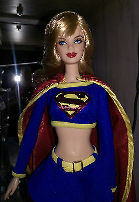 Barbie as Supergirl Silver Label 2008