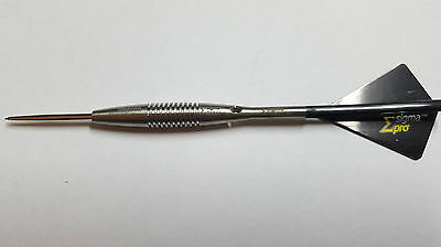 New 23 Gram Unicorn Sigma Pro 970 97% Tungsten Steel Tip Dart Set