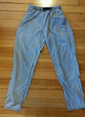 Vintage Gramicci Gridman Nylon pants || Made in USA Size S