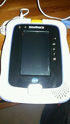Vtech Innotab3 With Game And Rechargeable Battery Pack