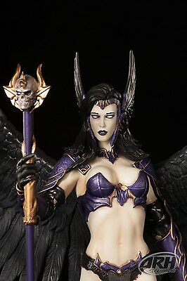 Alysha~Angel Of Darkness~Statue~Le 200~Arh Studios~Mib