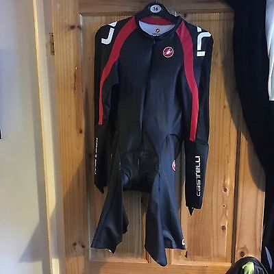 Castelli Body Paint 3.0 Long Sleeve Speed Suit XXL