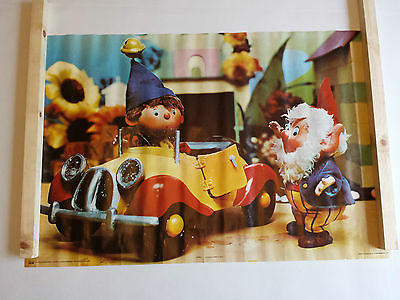 Noddy Poster Large Vintage 1978 Pace Int. 87/p3170 Was Unopened