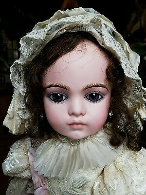 """Delightful 25"""" Bru Jne French Bebe Doll Just In Time For Christmas!  By Colleen"""
