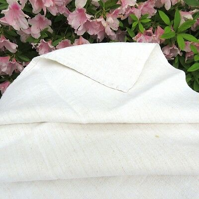 """Old French Linen Cotton Metis Dish Towel, 40"""" x 28 ¼"""""""