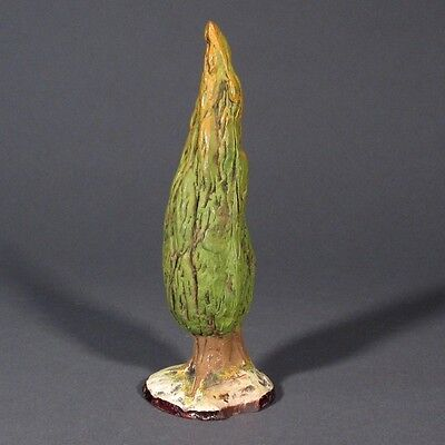Vintage French Cypress Tree from Provence, Decorative Accessory Nativity Scene