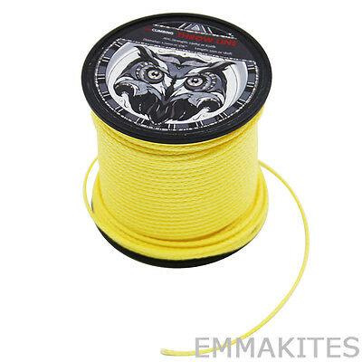 180ft Roll 1.7mm Throw Line 650lb for Arborist Tree Working Climbing 4oz Weight