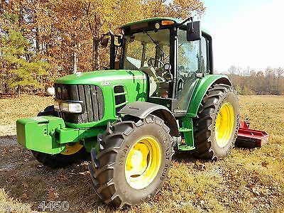 2011 John Deere 6430 Tractor - Only 328 Hours!!  Perfect working condition