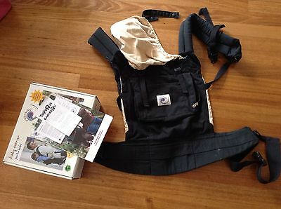 Baby Ergo Front, Back,Hip Baby Carrier