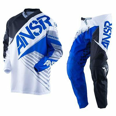 Answer - 2016 Youth Syncron MX Combo - Blue