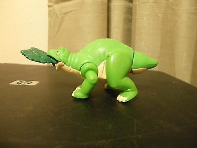 Land Before Time Spike Dinosaur Burger King Toy Action Figure Cake Topper 1997