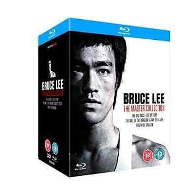 BRUCE LEE - THE MASTER COLLECTION  Blu-Ray NEW