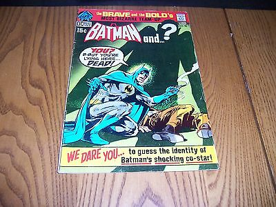 The Brave and the Bold #95 (Apr-May 1971, DC) stock 3/1 / 16  2 photos