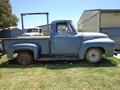 1954 Ford F100 Pickup  V8 Auto Hotrod or Classic Shop Truck