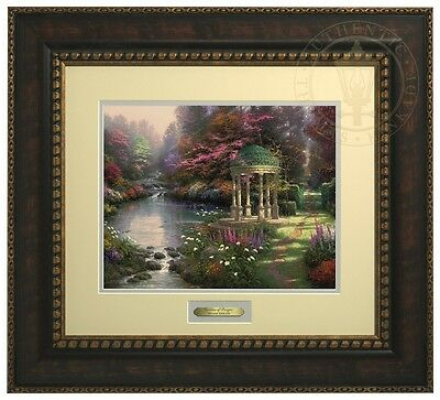 Thomas Kinkade The Garden of Prayer Prestige Home Collection