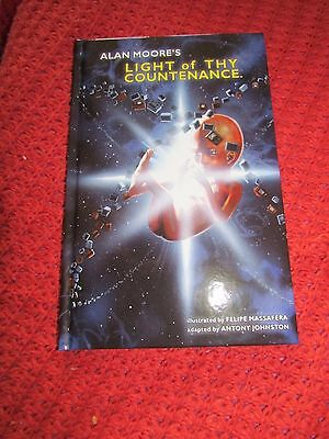 ALAN MOORE - Light of Thy Countenance - Comic Book Graphic Novel -  VERY RARE !