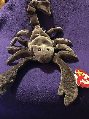 TY BEANIE  BABIES - Stinger - Collectable