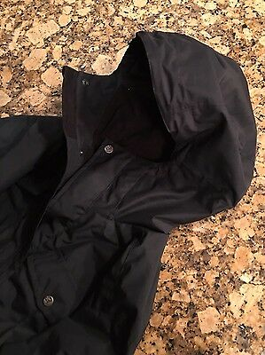 Sessions Black Snowboarding Jacket Size L (105015)