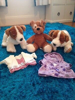 Build A Bear Toys And Clothes