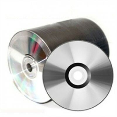 500 Spin-X Diamond Certified 48X CD-R 80min 700MB Clear Coat Top