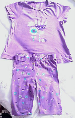 Girls 2 Piece Set From Lupilu Age 4-6 Years  Great Cond