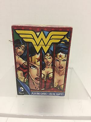 DC Comics Playing Cards Wonder Woman Modern