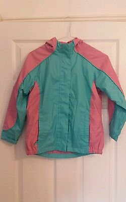Girls Peter Storm jacket aged 7-8 years