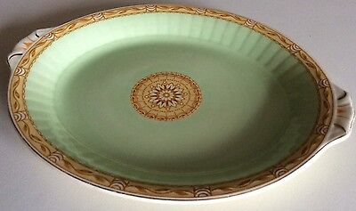 Vintage 1930's Oval Grindley English China Plate