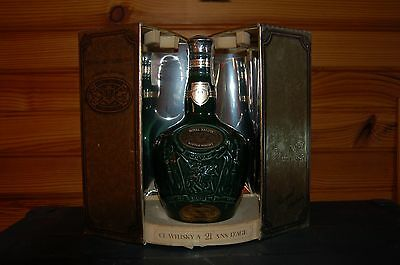 Whisky  CHIVAS ROYAL SALUTE   21 ans  (2000)