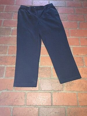 Country Road Men's Pants. Size 36. Blue. Casual Trouser. As New. 100% Cotton