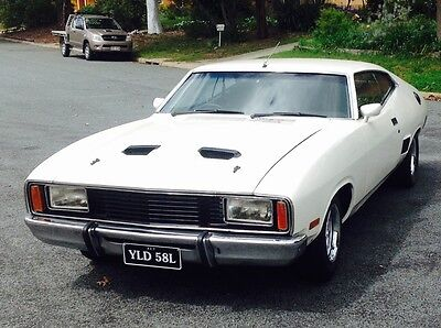 XB XC Hardtop Ford Falcon Coupe