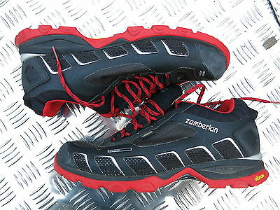 Gore-Tex Shoes Zamberlan Cosmo Round walking Hiking Shoes near new