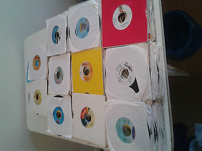 Reduced!! 63 Lots Sold !! , Job Lot100 Reggae Singles Great Tunes Great Artists