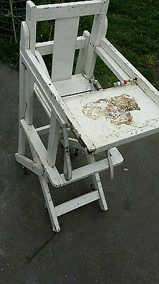 3 in 1  Vintage   High Chair