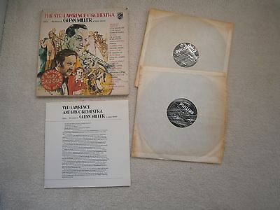 Syd Lawrence Orchestra Plays the Music of Glen Miller - double LP