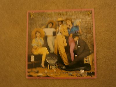Kid Creole and the Coconuts - Tropical Gangsters - vinyl LP 1982