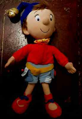 Noddy Vintage Soft Toy - Beautifully Made - Excelleny Condition