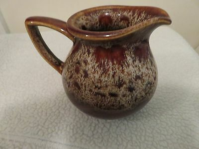 New/beautiful - Fosters South West - Honeycomb - Pottery Jug