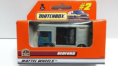MATCHBOX No: 2 - Bedford Horse Transporter NEW IN BOX