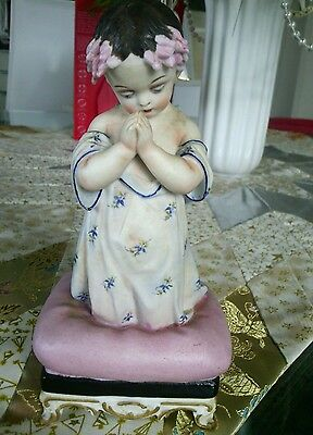 jean gille porcelaine bisque antique 19th eme Antik Porzellanfigur Paris um 1850