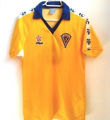 Camiseta Cadiz Cf  Massana Temp 86-87 Football Shirt Match Worn  Talla L