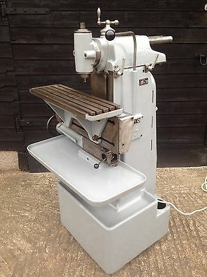 Schaublin No13 Vertical Horizontal milling machine Collets Single Phase 240V