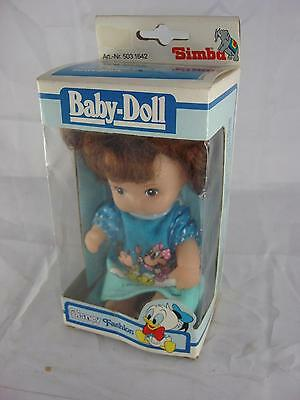 retro simba baby doll Disney fashion boxed doll mickey mouse outfit 1984