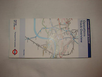 London Underground Operations Track Overview 2008