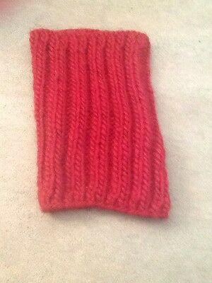 Red Snood - Scarf