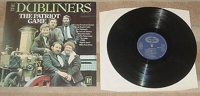 The Dubliners. The Patriot Game LP 1971 VG