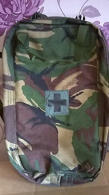 British Army Medical Side Bergen Pouch New